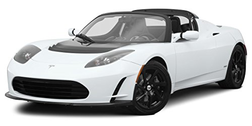 2010 Tesla Roadster Sport, 2-Door Convertible, Electric Blue Premium