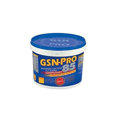 G.S.N. PRO-85 - VAINILLA - 1 Kg.: Amazon.es: Hogar