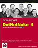 Professional DotNetNuke 4, Shaun Walker and Dan Caron, 0471788163