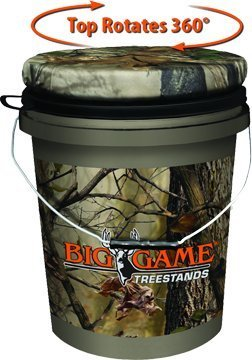 Big Game Treestands Spin-Top Bucket by Big Game Treestands -