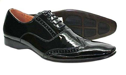 Blue Raid - Zapatos de cordones para hombre