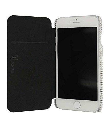 Uunique Elite Reveal Golden Regenschirm Folio Hard Shell Case für iPhone 6/6S