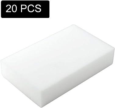 100pcs Magic Sponge Eraser Cleaning  Melamine Multi Functional Nano Foam Cleaner