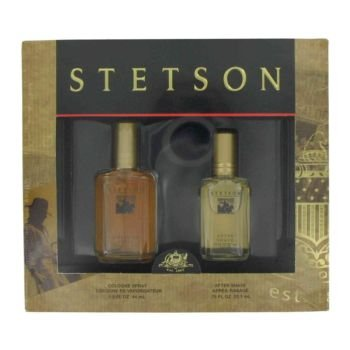 Stetson by Coty for Men. 2 Pc. Gift Set (Stetson Gift Set)