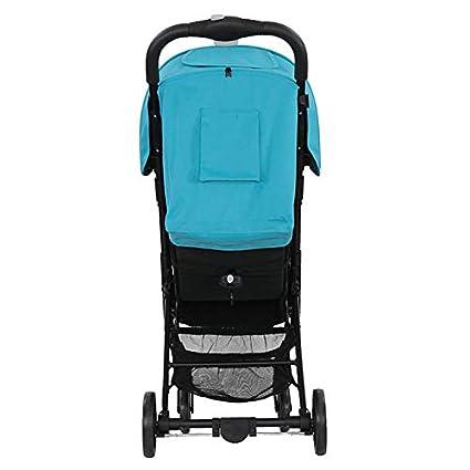 London Navy ZOE XLC Best Lightweight Travel /& Everyday Umbrella Stroller System
