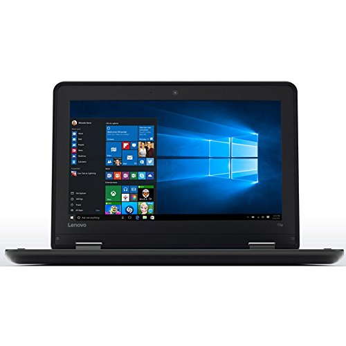 "Lenovo ThinkPad 11e Laptop,11.6"", Celeron, 8GB RAM,128GB SSD,Win10(Certified Refurbished)"