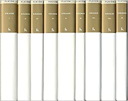 Estuche: Diálogos Platón NE : 999 B. CLÁSICA GREDOS: Amazon.es: (428 Ac - 347 Ac), Platón, Traductores Varios, TRADUCTORES VARIOS: Libros