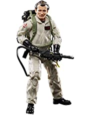Ghostbusters Plasma Series Peter Venkman Toy 6-Inch-Scale Collectible Classic 1984 Ghostbusters Action Figure, Toys for Kids Ages 4 and Up