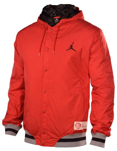 86cefa93d15db2 Nike Air Jordan The Varsity Padded Woven Mens Jacket - Buy Online in UAE.