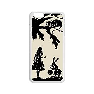 Alice anime cartoon Cell Phone Case for Iphone 6