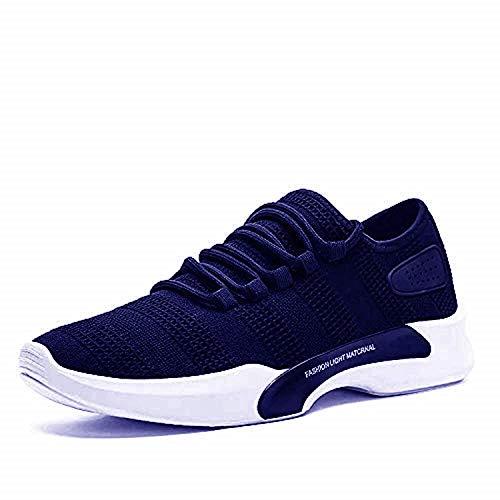 AS4 Mesh Smart Casual, Sneaker Walking,Gymwear, Running Men's & Boy's Shoes Navyblue (B07WZYQVFM) Amazon Price History, Amazon Price Tracker
