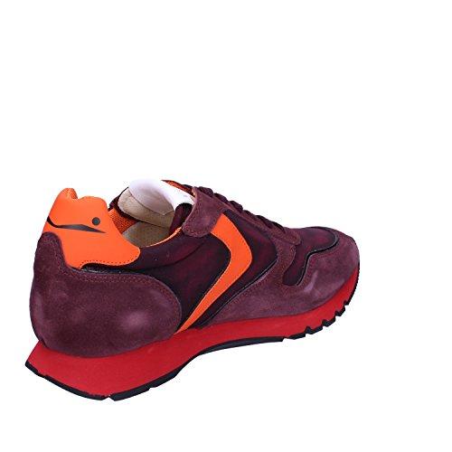 Voile Blanche Sneaker Hombre Liam Velour Prugna (Rojo)_40