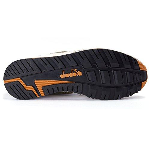 Diadora - Zapatillas de ante para hombre Beige beige 7