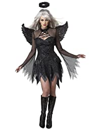 California Costumes Fallen Angel Dress Costume