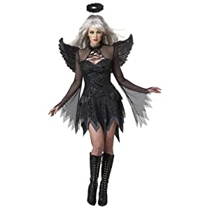 California Costumes Fallen Angel Dress Costume Costume outfit
