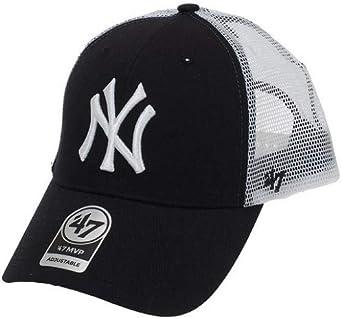 47 Gorra Trucker MVP Branson New York Yankees Brand - Azul Marino ...
