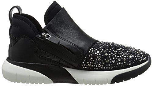 Sneaker Da Starlight Fashion In Frassino Nero / Pietre Fumogene