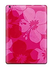 High-end Case Cover Protector For Ipad Air(pretty Floral Print )
