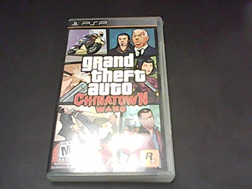 Grand Theft Auto: Chinatown Wars - PSP - Refurbished (Wars Psp Chinatown)