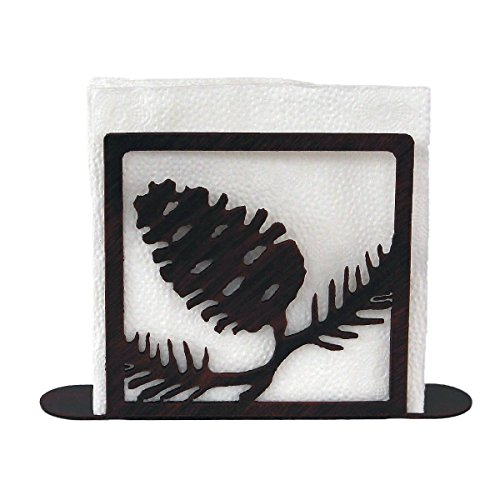 Iron Pinecone Napkin Holder (Pinecone Napkin Holder)