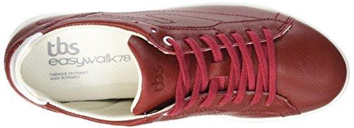 Rojo Zapatos Mujer TBS Mujer Oxygen TBS Oxygen Rojo Zapatos dCxz5wdq