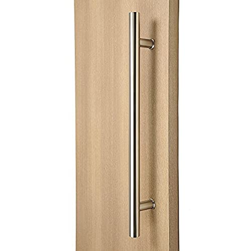 Superbe Modern U0026 Contemporary Round Bar / Ladder / H Shape Style 914mm / 36 Inches  Push Pull Stainless Steel Door Handle   Satin Brushed Finish