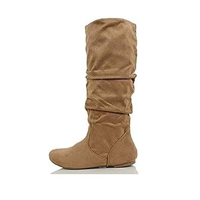 Soda Womens Zulu-S Boot (6 B(M) US, Natural IMSU)
