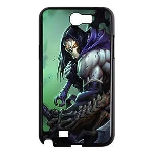 Darksiders Samsung Galaxy N2 7100 Cell Phone Case Black Phone cover U8467327