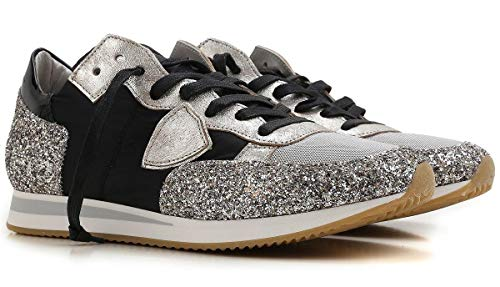 Model Sneakers Philippe Size Cod trld Argento Donna 35 OxZqwZAv