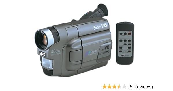 amazon com jvc gr sxm920u palm size compact super vhs camcorder rh amazon com VHS Cassettes for Camcorder VHS Cassettes for Camcorder