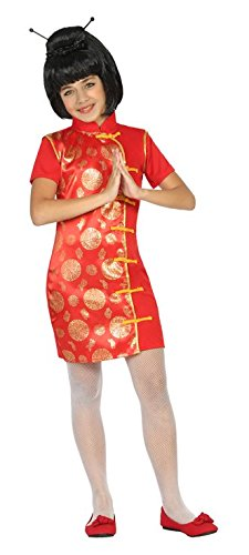 Atosa 22309 - Chinese Girl Costume, Size 128