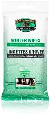 Moneysworth & Best Winter Wipes Salt Dirt Remover 16 PACK