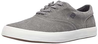 SPERRY Men's Wahoo CVO Fashion Sneaker, Grey, 7 M US
