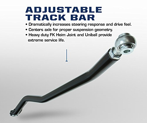 Carli Suspension 2003-2013 Dodge Ram 2500/3500 Updated Front Track Bar