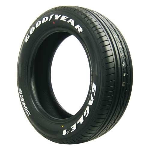 GOODYEAR(グッドイヤー) サマータイヤ EAGLE(イーグル)#1 NASCAR.RWL 215/60R17 17インチ B01N5HX45I
