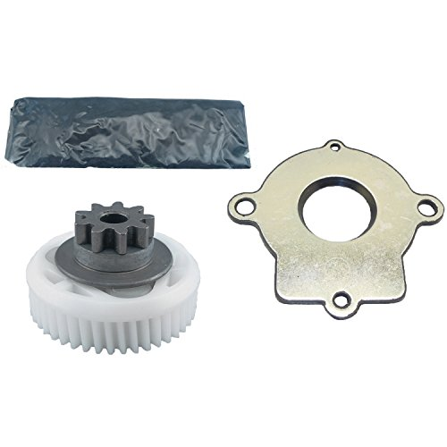 ACDelco 11P1 Professional Front Power Window Motor Pinion Gear Kit with Cover Plate and Grease
