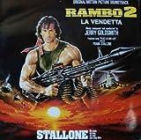 (VINYL LP) Rambo 2 La Vendetta