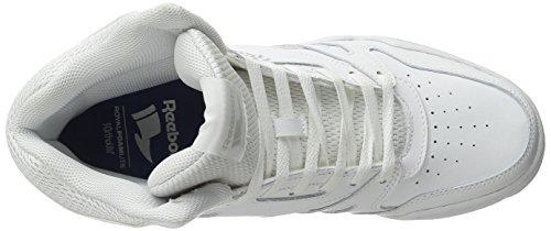 Hi Steel Reebok Mens White Reebok Fashion Royal Mens Sneaker Bb4500 Royal Bb4500 OWqnTpa