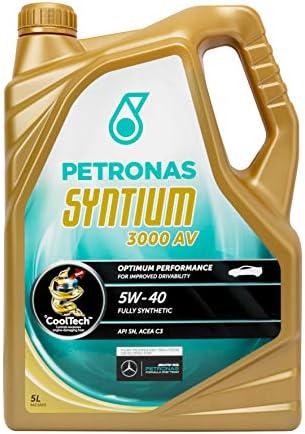 Petronas Acpet5w405l 5w40 Engine Oil 5l Multi Colour Auto