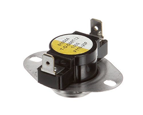 Doyon ELT507 Thermodisc High Limit Switch for Conveyor Oven, Fc18 and Fc2, 110 Degree F