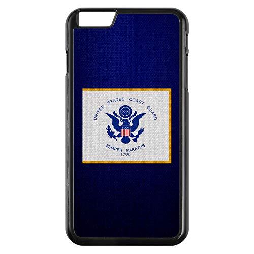 Apple iPhone 7 Plus/7S Plus Case -US Coast Guard, Standard (Flag)