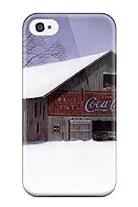 New Style Case Cover AULckIB280DaLpH Snow S Compatible With Iphone 4/4s Protection Case
