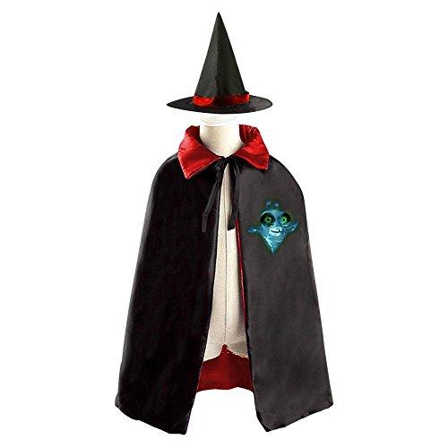Homemade Mummy Costumes Ideas Kids (Mummy Fly Halloween Costume Witch Wizard Cloak Dress Suit Cape Hat)