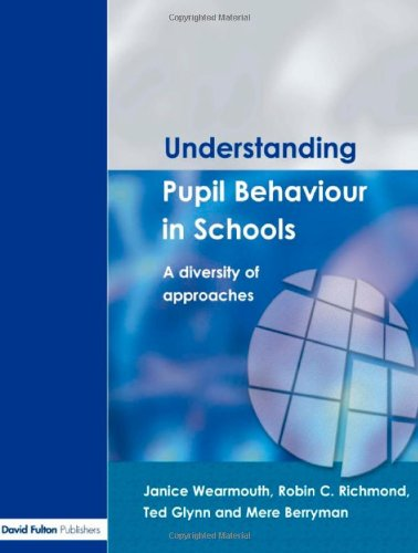 Understanding Pupil Behaviour in School: A Diversity of Approaches