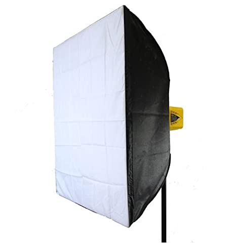 CowboyStudio 28in x 56in Photography Photo Studio Softbox soft box with Speedring Speed ring for Alien Bees Alienbees Strobes (Cowboy Studio Speedring)