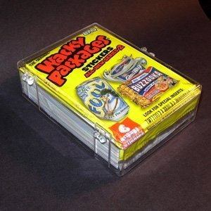 (Topps Wacky Packages Series 2 Complete Set of 55 Stickers -Great Product Parodies- Designed after the classic '70s sets !!)