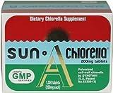 Sun Chlorella A Tabs (1500Tablets) Brand: Sun Chlorella USA