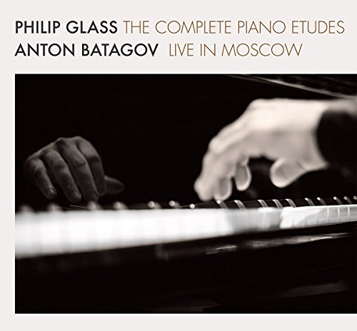 Price comparison product image Glass: The Complete Piano Etudes