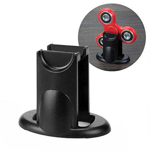 Fidget Spinner Toy Accessory Desktop Stand Hand Spinner Collection Display Shelf Holder, (Spinner Collection)