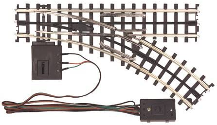 O-31 Scaletrax Remote 営業 並行輸入品 Switch Right-Hand 爆売りセール開催中